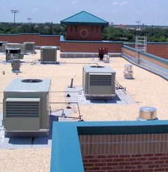 Commercial Roofing Contractors Of Texas